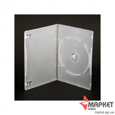 Slim DVD Glossy 9 mm White