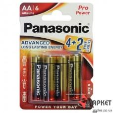 Батарейка R6 Alkaline Pro Power C6 Panasonic