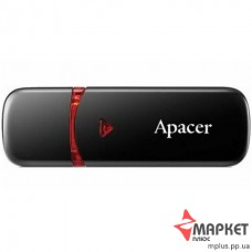 USB Флешка Apacer AH333 16 Gb Black