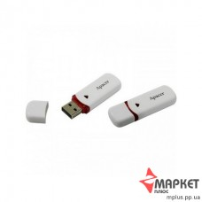USB Флешка Apacer AH333 32 Gb White