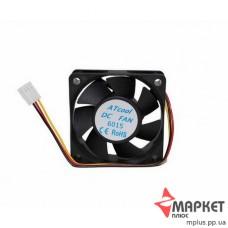 Вентилятор AtCool 6015 60x60x15мм, 3 pin