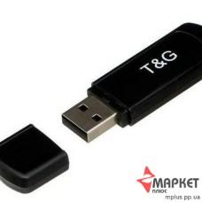 USB Флешка Classic 011 4 GB T&G Black