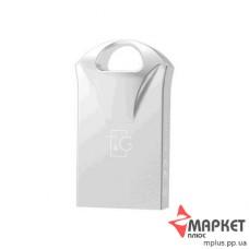 USB Флешка Metal 106 16 GB T&G Gray