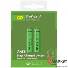 Акумулятор 750 3 GP Recyko C2