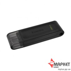 USB Флешка Data Treveler 70 OTG 32 Gb Black Kingston