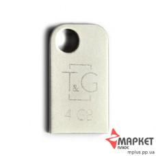 USB Флешка Metal 112 4 GB T&G Gray