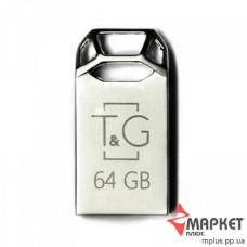USB Флешка T&G 110 64 GB Metal Gray