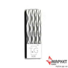 USB Флешка Metal 103 8 GB T&G Gray