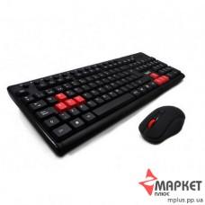 Набір - безпровідна мишка і клавіатура HV-KB257GCM Havit