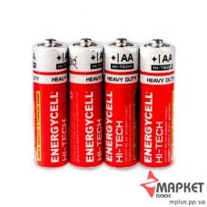 Батарейка LR6 Energycell сольова