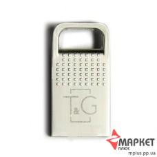 USB Флешка Metal 113 4 GB T&G Gray