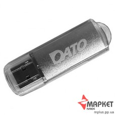 USB Флешка 16 GB Dato DS7012 Silver