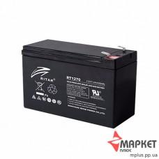 Акумулятор свинцевий RT1270 (12V 7A) Ritar