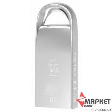 USB Флешка Metal 107 4 GB T&G Gray