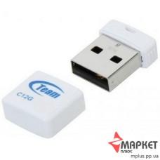 USB флешка Team C12G 4 Gb White