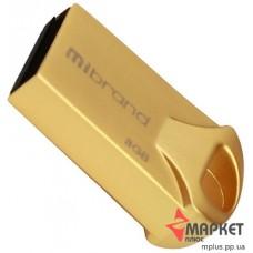 USB Флешка Mibrand Hawk 8 GB Gold