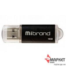 USB Флешка Mibrand Cougar 16 GB Black