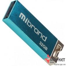 USB Флешка Mibrand Chameleon 32 GB Blue