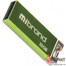 USB Флешка Mibrand Chameleon 32 GB Green