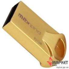 USB Флешка Mibrand Hawk 32 GB Gold