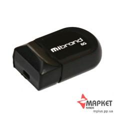 USB Флешка Mibrand Scorpio 8 GB Black