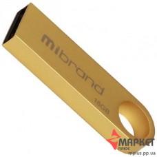 USB Флешка Mibrand Puma 16 GB Gold