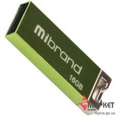 USB Флешка Mibrand Chameleon 16 GB Green