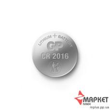 Батарейка CR2016-U1 GP