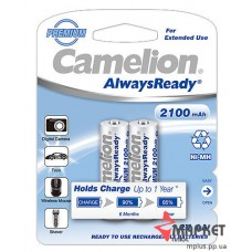 Акумулятор 2100 6 Camelion AlwaysReady
