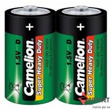 Батарейка R20 Green S2 Camelion