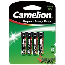Батарейка R3 Green C4 Camelion