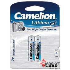 Батарейка FR3 Camelion