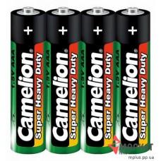 Батарейка R3 Green S4 Camelion