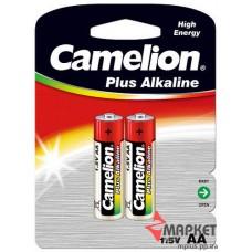 Батарейка LR6 Plus alkaline C2 Camelion
