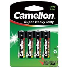 Батарейка R6 Green C4 Camelion