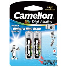 Батарейка LR6 Digi alkaline Camelion