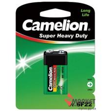 Батарейка 6F22 Green C1 Camelion