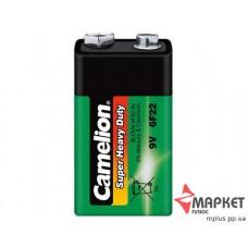 Батарейка 6F22 Green S1 Camelion
