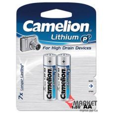 Батарейка FR6 Camelion