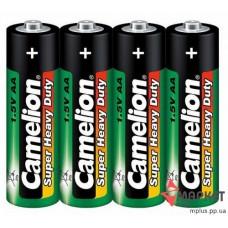 Батарейка R6 Green S4 Camelion
