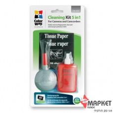 Очищуючий набір CW-4207 5 в 1 ColorWay
