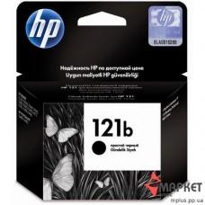 Картридж струменевий HP № 121b simple black CC636HE
