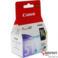 Картридж струменевий Canon CL-511 Color