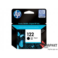 Картридж струменевий HP № 122 black CH561HE