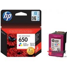 Картридж струменевий HP № 650 Color