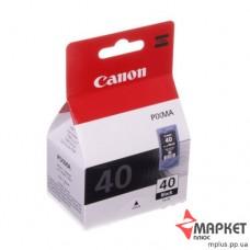 Картридж струменевий Canon PG-40 Black