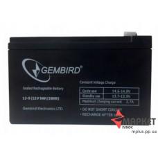 Акумулятор свинцевий HGL9-12 Gembird