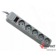 Мережевий фільтр SPG5-PC-6G Power Cube