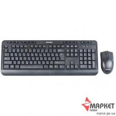 Набір - безпровідна мишка і клавіатура Nano 814 GreenWave