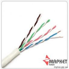 Вита пара Fortrek UTP Cat5e 0.48 CCA PVC Indoor